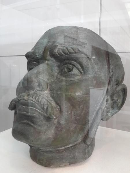 กรมพระยานริศรานุวัตติวงศ์ (สำริด พ.ศ. ๒๔๖๖) โดย ศิลป์ พีระศรี